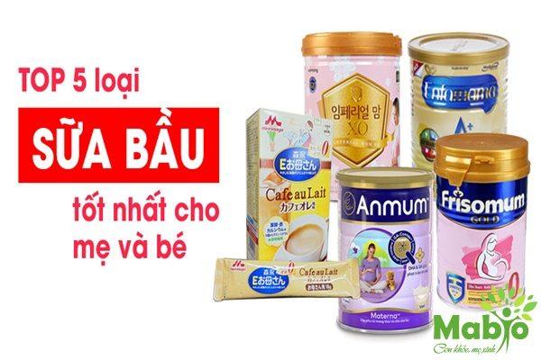 Cách chọn sữa cho mẹ bầu 5 tháng và lưu ý không thể bỏ qua!